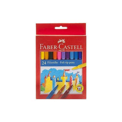 Rotuladores Faber castell 24 colores