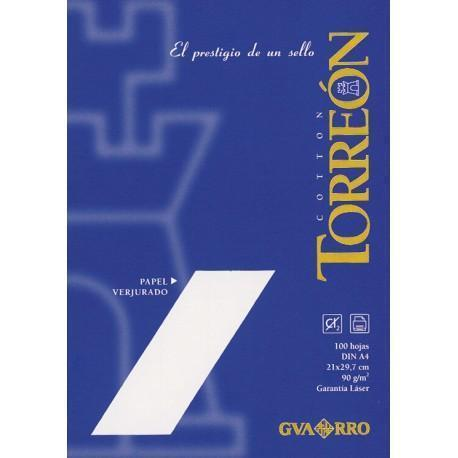 Hoja guarro Torreon A4 90g blanco hoja suelta GUARRO Oferta CENTROARTESANO