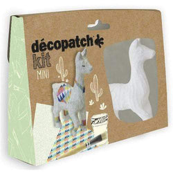 Decopatch mini kit llama kit028c