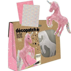 Decopatch mini kit unicornio kit009O