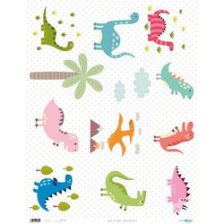 Papel Arroz Papers for You Dinosaur party PFY1891 54x70cm