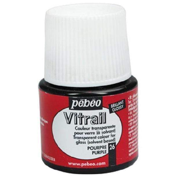 Pebeo Vitrail 050026 45ml purple PEBEO CENTROARTESANO