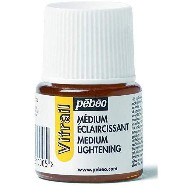 Pebeo vitrail 45ml medium lightening PEBEO CENTROARTESANO