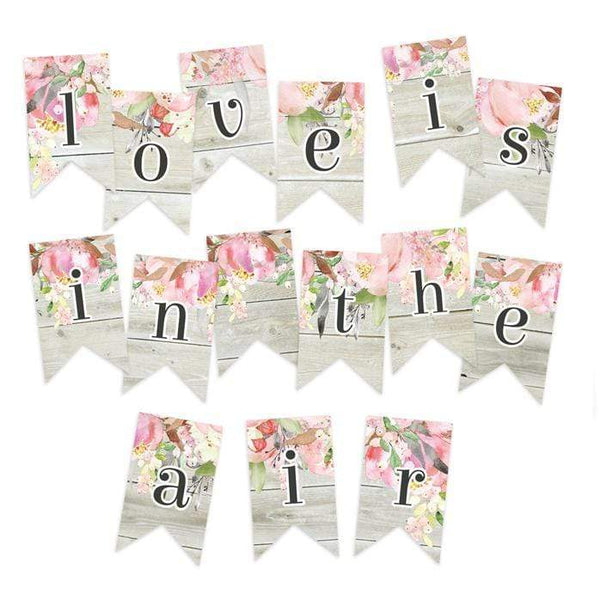 Garland piatek P13-262 love in bloom 15pcs