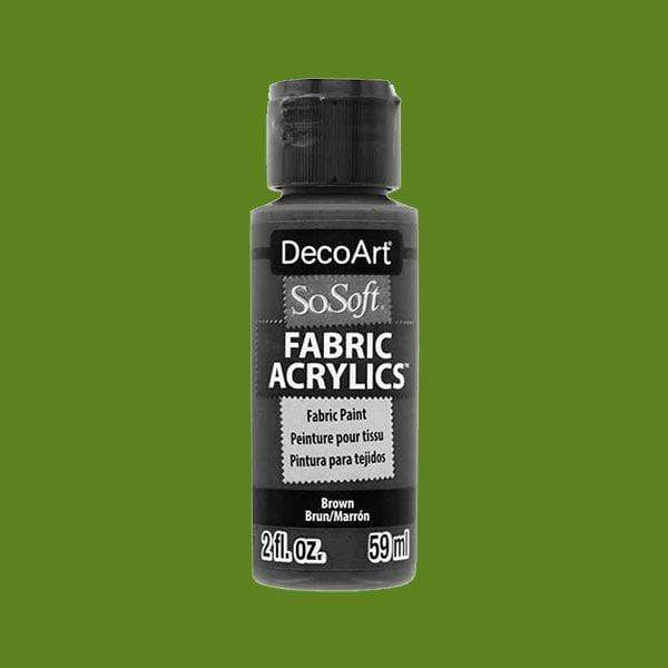 Pintura tela sosoft 59ml DSS19 Avocado green