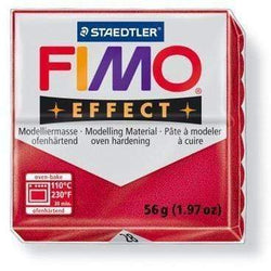 Fimo 56g n║28 ruby red