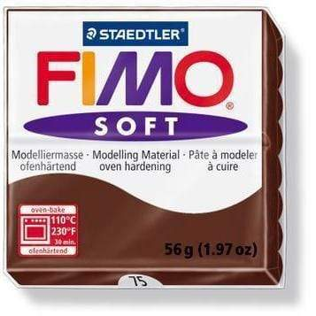 Fimo 56g n║75 Chocolate STAEDLER Oferta CENTROARTESANO