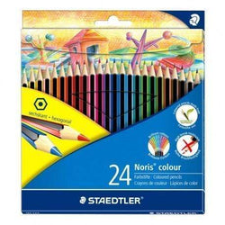 Staedtler lapices Noris 24 colores