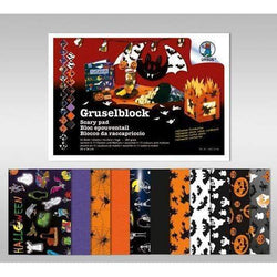 Ursus block cartulinas 24x34 halloween