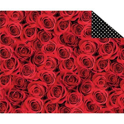 Ursus cartulina 300g 50x68 11962202 just married rosas rojas