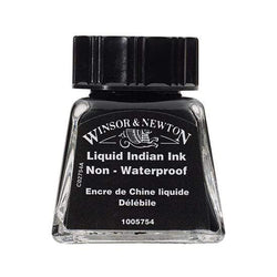 Winsor & Newton Tinta china 14ml negro WINDSOR & AMP CENTROARTESANO