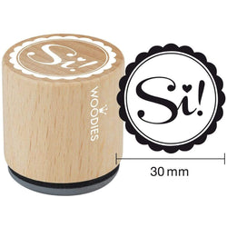 Sello woodies boda WB3001 Si!