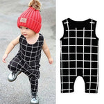Black & White Jumper Babygrow