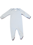 Baby Boys/Girls Stone Stripe Babygrow