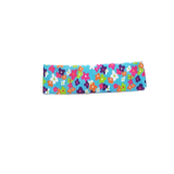 Girls Headbands Set Of 2 Floral & Blue