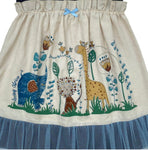 Girls Animal Dress