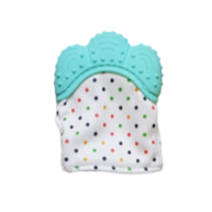 Baby Boys/Girls Aqua Teething Mitten