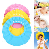 Baby Adjustable Shampoo Cap