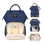 Aqua Backpack Baby Bag