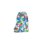 Boys Summer Skateboard Print Pajamas