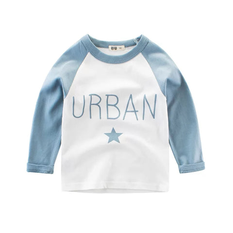 Boys Urban Long Sleeve Tee