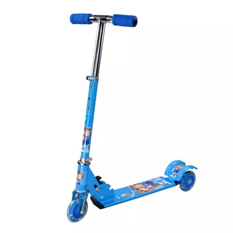 Kids Blue Scooter