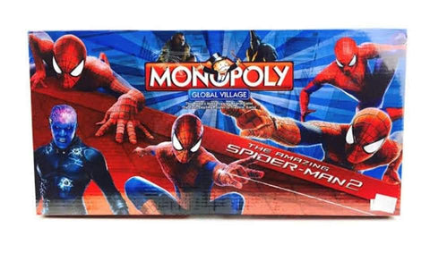 Spiderman Monopoly Set