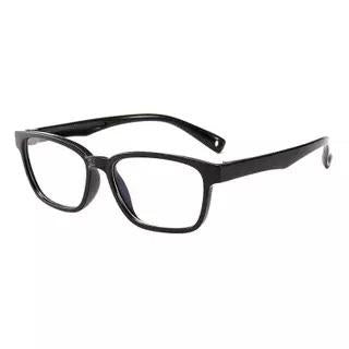 Blue Light Blocking Glasses (Black)