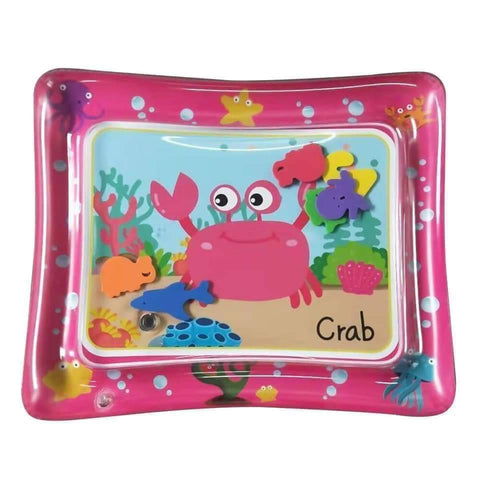Water Play Mat Pink