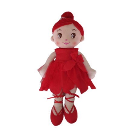 Soft Doll Red