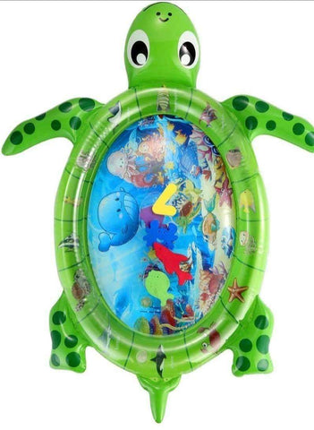 Turtle Water Play Mat