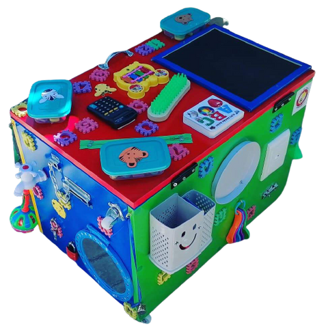 Activity Toy Box Medium