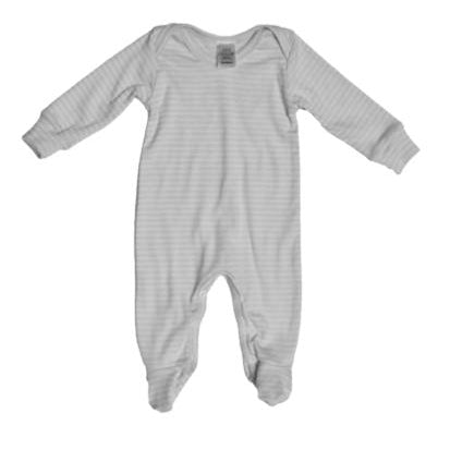 Babygrow Stone Stripe-Babygrow-Little Things
