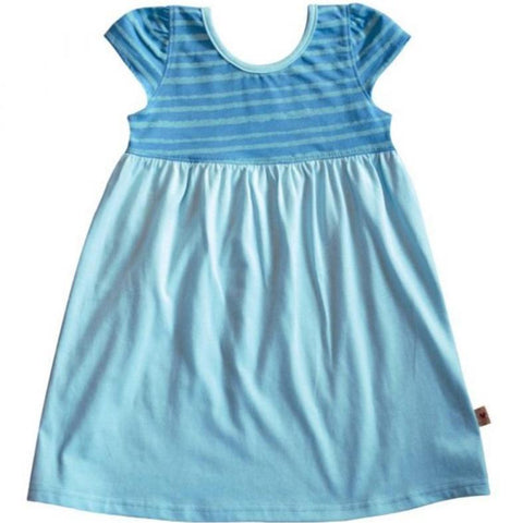 Dress Blue Babydoll-Dress-Little Things