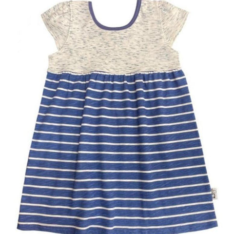 Dress Navy Babydoll-Dress-Little Things