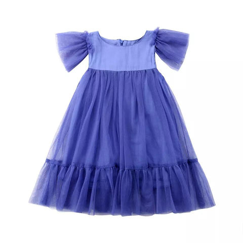 Dress Purple Party-Dress-Little Things