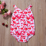 Heart Costume-Girls One Piece Costume-Little Things