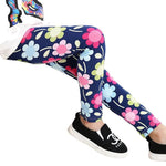 Leggings Floral-Ski-pants-Little Things