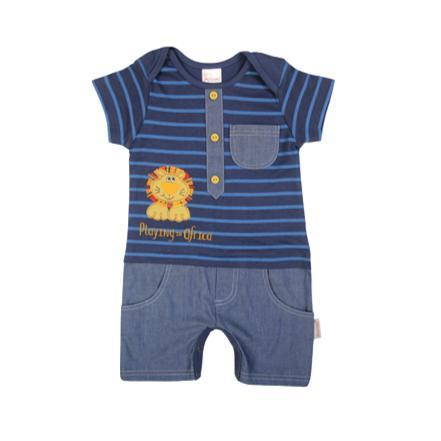 Lion Playsuit-Dungaree Set-Little Things