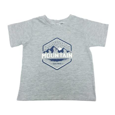 Mountain Shirt-Summer T-Shirt & Short Set-Little Things