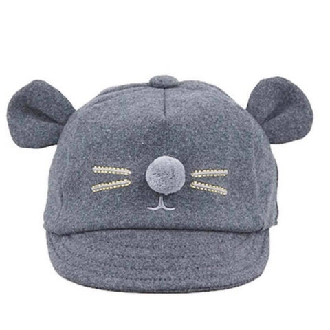 Mouse Cap-Hat-Little Things