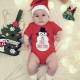 My First Christmas Babygrow-Babygrow-Little Things