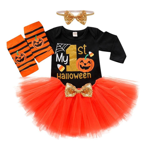 My First Halloween-Tutu Set-Little Things