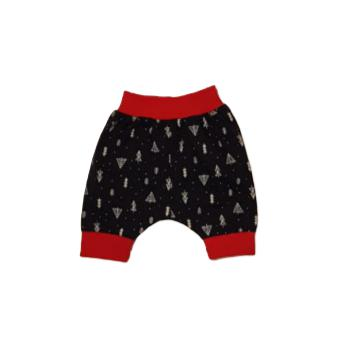 Navy & Red Crawlers-Shorts-Little Things