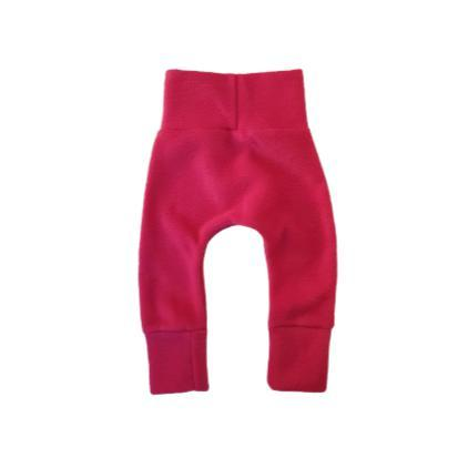 Pink Winter Fleece Pants-Fleece Pants-Little Things