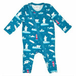Polar Bear Babygrow-Baby Grow-Little Things