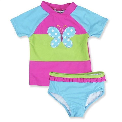 Swimsuit Butterfly UV Vest & Bikini Bottom-UV Vest & Bikini Bottom-Little Things