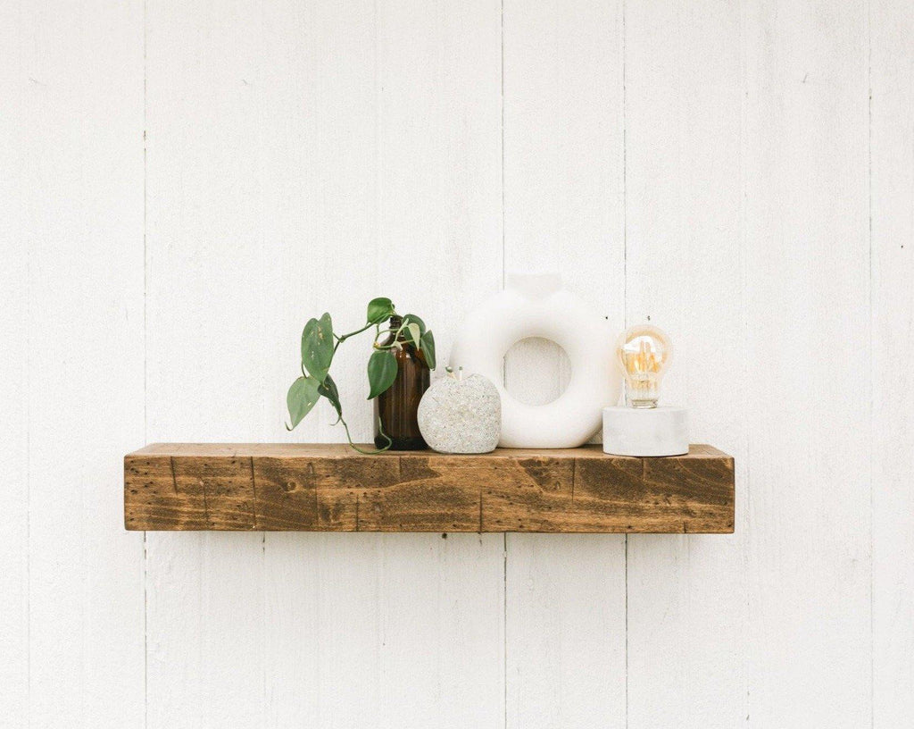 Mini Floating Shelf - Timber Made Design Co