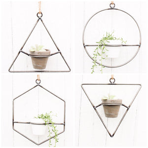 Metal Planter - Timber Made Design Co