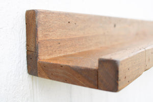 Photo Ledge - Timber Made Design Co